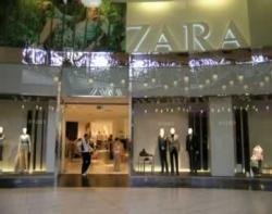 Zara es la única marca española global