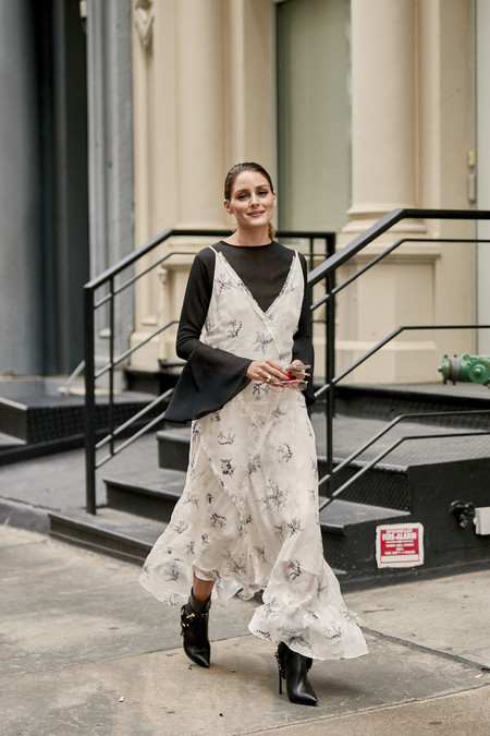 La Semana de la Moda de Nueva York ha empezado y los looks de Olivia Palermo son el centro de atención
