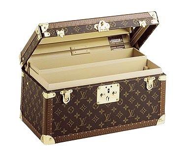 El neceser perfecto de viaje es de Louis Vuitton