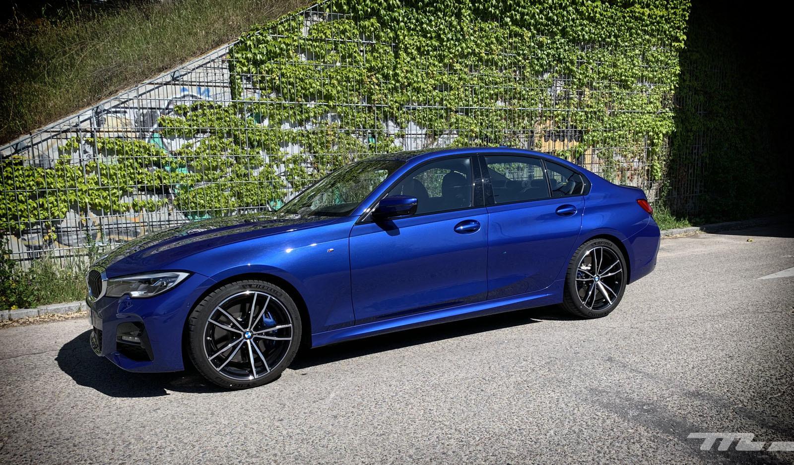 Foto de BMW 330i (prueba) (33/48)
