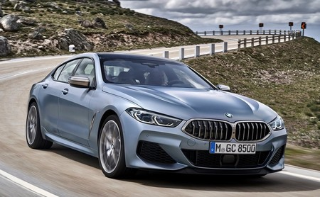 BMW Serie 8 Gran Coupé 2020, el buque insignia crece en tamaño y diversión al volante
