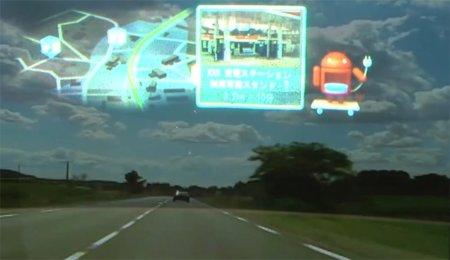 Pioneer Network Vision HUD, Android en el parabrisas de tu coche