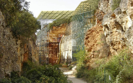 Yacimiento De Gran Dolina En Atapuerca 1024x641