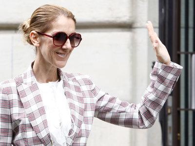 El armario de Céline Dion es el de una it girl (o diva) y su último look de calle lo está petando