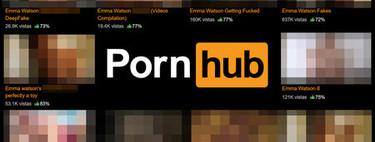 Las mujeres buscan el doble de veces vídeos porno de sexo forzado o humillante que los hombres