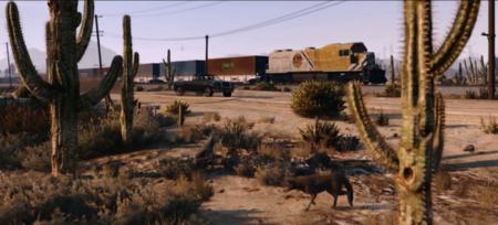 Grand Theft Auto V - tráiler de lanzamiento (PS4, Xbox One)