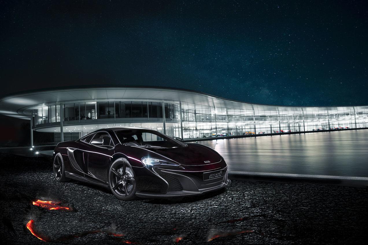 Foto de McLaren Special Operations 650S Coupé Concept (1/7)