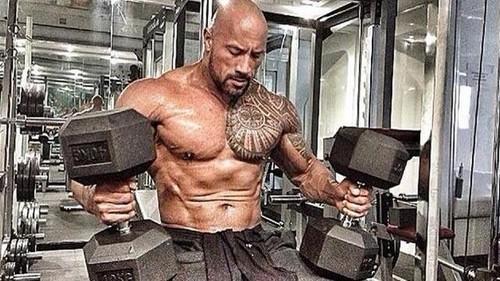 """La preparación de """"The Rock"""" para Hércules: su rutina de semidios (y II)"""