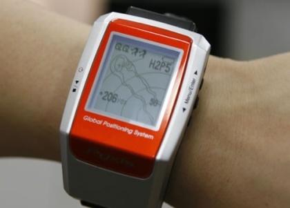 Pyxis RGPS-3000, reloj con GPS para golfistas