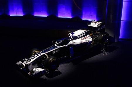 Williams F1 presenta el FW33
