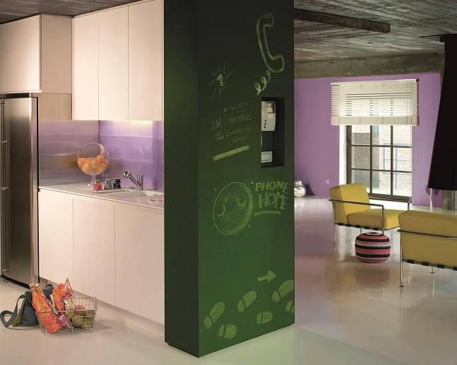 Ideas Para Salon Con Columna En Medio De La Pared - Decoracion ...