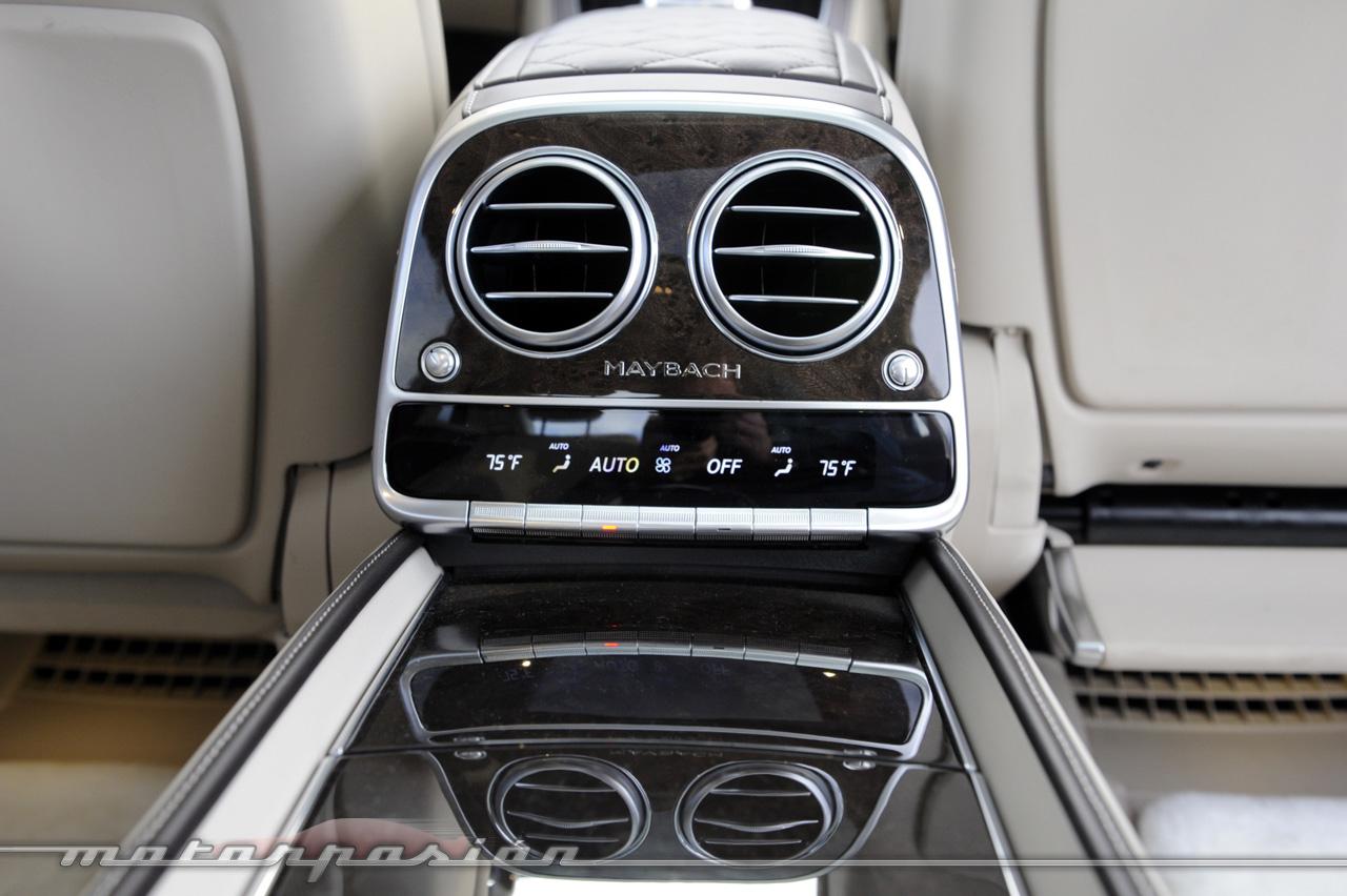 Foto de Mercedes-Maybach Clase S, primeras impresiones (23/31)