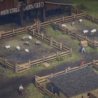 Un usuario reimagina Red Dead Redemption 2 como si fuese un juego de estrategia a lo Age of Empires y el resultado es espectacular