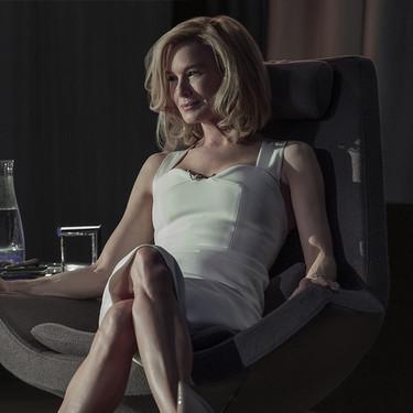 Renée Zellweger intenta tomarle el relevo a Sharon Stone como mito erótico de los nuevos tiempos en 'Dilema', su serie para Netflix