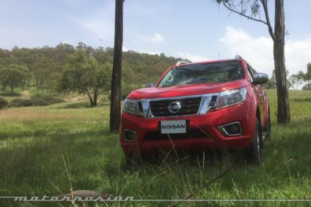 Nissan Frontier Np300 3
