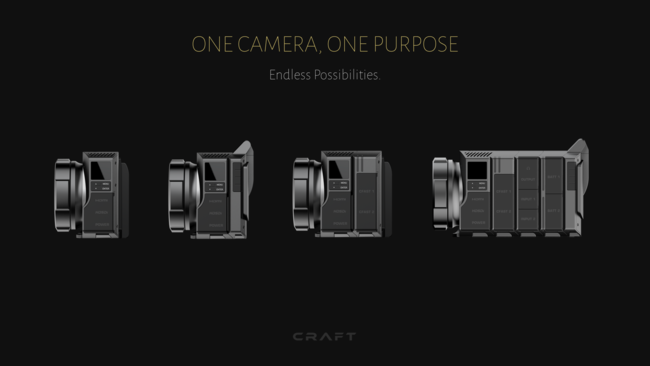 Craft Camera Cinema 3