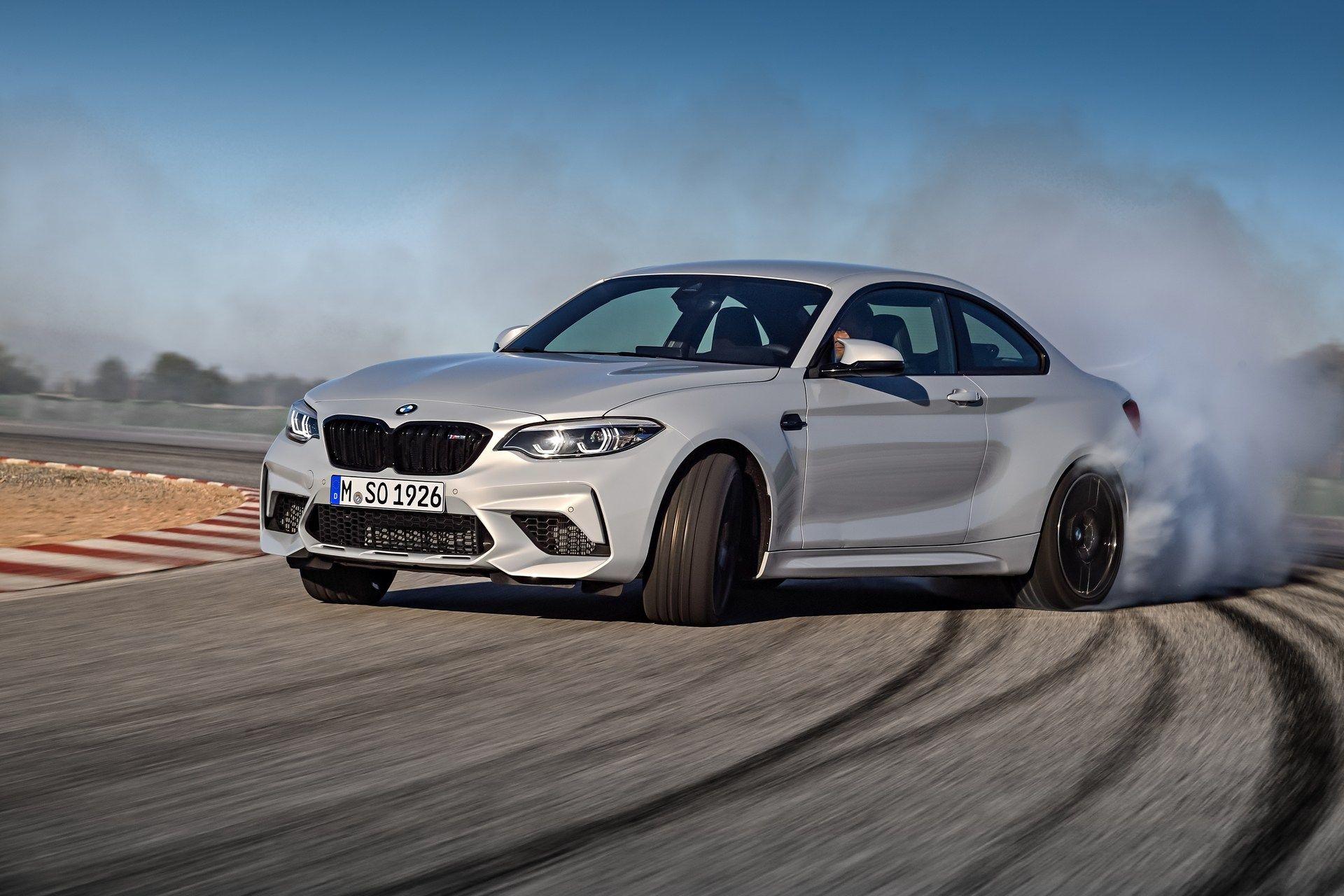 Foto de BMW M2 Competition (8/47)