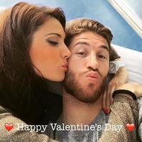 Las celebrities patrias celebran San Valentín en las redes sociales