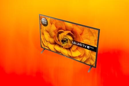 """Esta gran smart TV 4K de 65"""" de LG con HDMI 2.1 es un chollo en El Corte Inglés: exprime tu PS5 o Xbox por 689 euros"""
