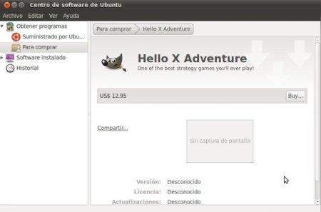 Centro de Software Ubuntu Maverick Meerkat