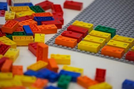 Lego Braille 7