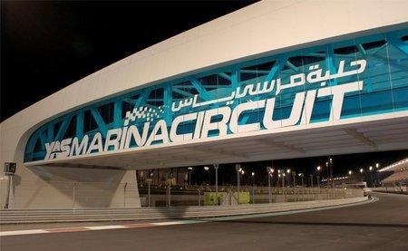Se posponen los cambios previstos al circuito de Yas Marina