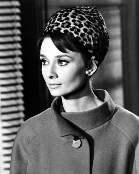 Audrey Charade1963