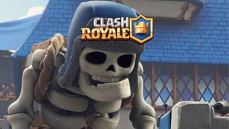 Mazo de Bruja - Clon en Clash Royale: sacando partido de los clones