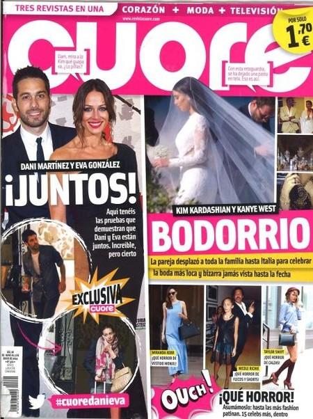 Ésta sí que no la vi venir, ¿Eva González y Dani Martínez juntos?