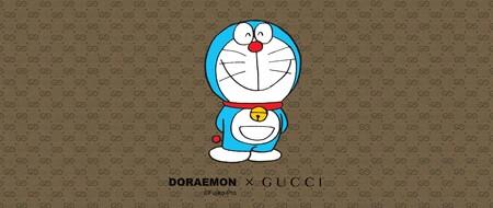 El 2021 trae la colaboración de ensueño de todo millennial: Doraemon x Gucci