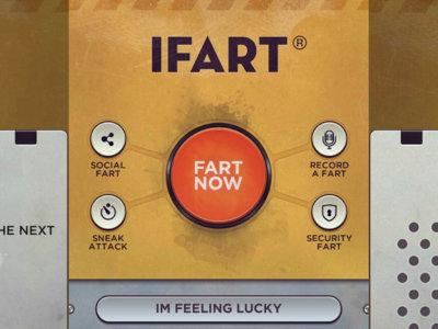 La flatulenta iFart llega a Android, 8 años más tarde