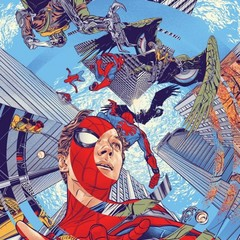 Foto 15 de 15 de la galería carteles-de-spider-man-homecoming en Espinof