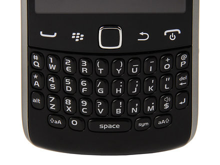qwerty blackberry