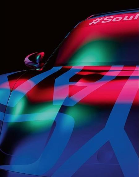 Porsche Taycan Teaser 3