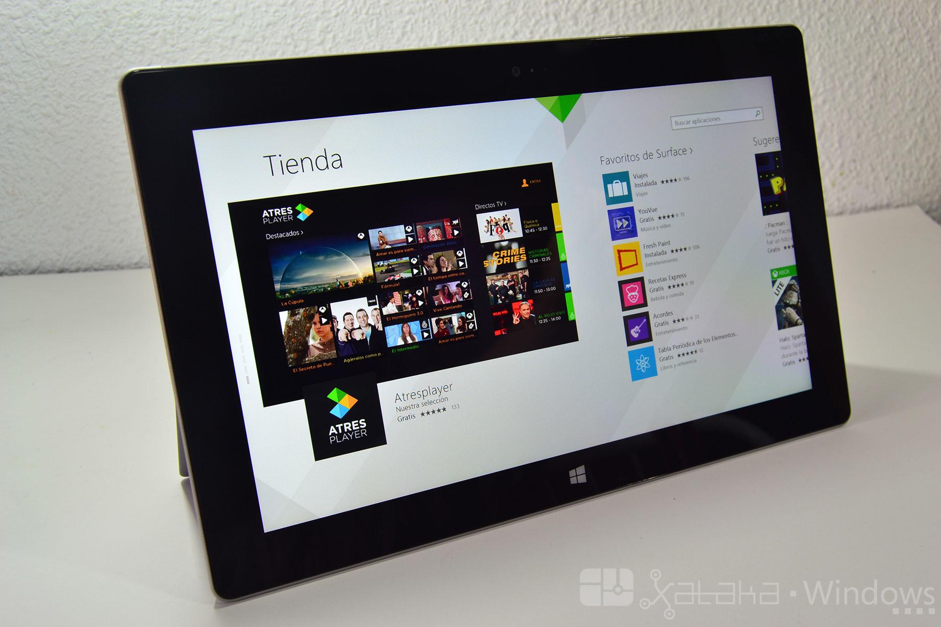 Foto de Microsoft Surface 2 (36/40)