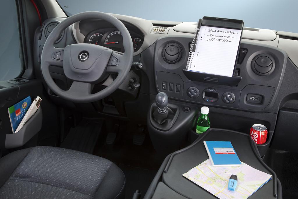 Foto de Opel Movano (5/9)