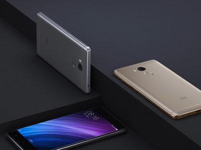 Black Friday: Xiaomi Redmi 4 Gold por 129 euros y envío gratis