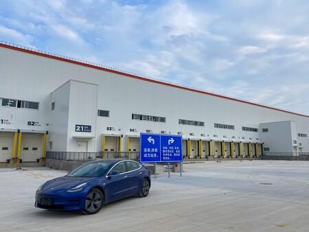 Tesla Factoria China