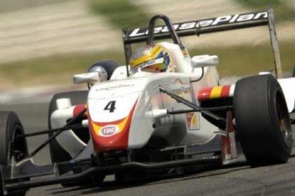 Germán Sánchez participará en la nueva F2