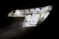 Led Matrix de Opel, usando las 'largas' por defecto
