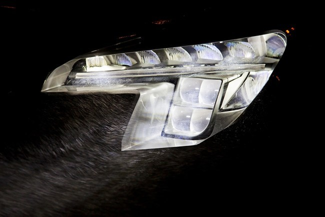 Iluminación Led Matrix de Opel