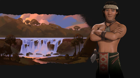 Lautaro liderará a los Mapuche en Civilization VI: Rise and Fall, ¿cachái?
