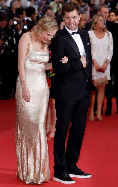 Joshua Jackson o cómo dar el cante en la alfombra roja de Cannes