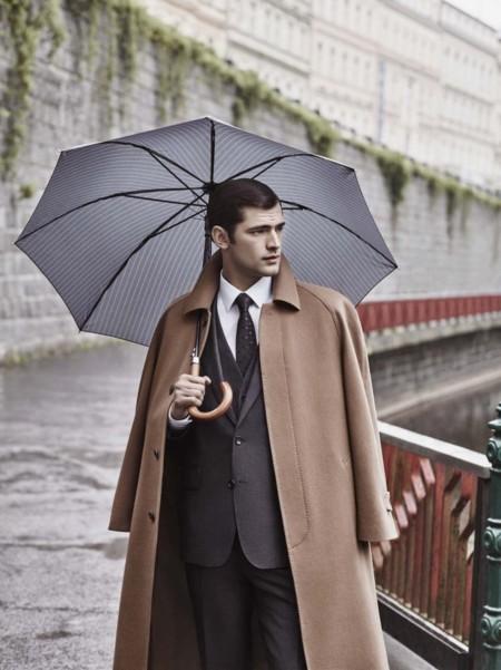 Looks perfectos para llevar en un día lluvioso