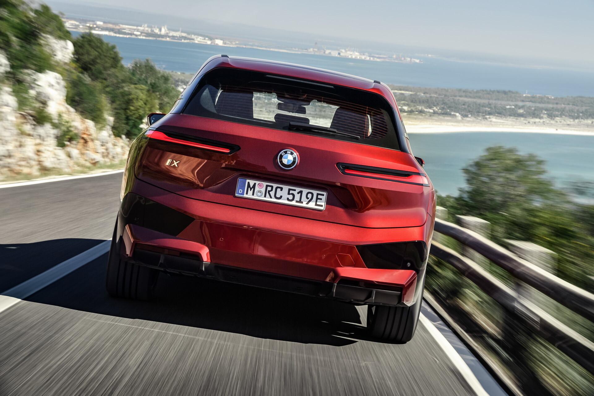 Foto de BMW iX (3/21)