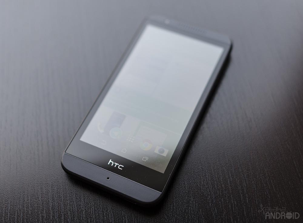 HTC Desire 510, diseño