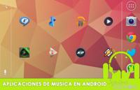 Mejores reproductores de música en Android