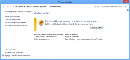 Primera actualización de seguridad importante para Windows 8 y RT