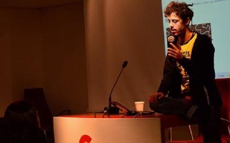 Luca Carrubba dará una charla sobre videojuegos en México