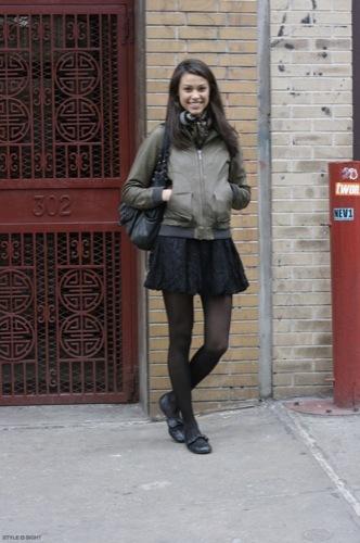 Looks de calle para estos días: vestidos e ideas para esta Nochevieja, look